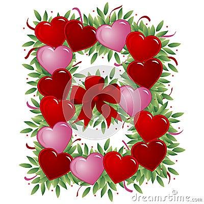 Letter B Valentine s letter