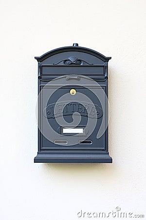 Letter-box