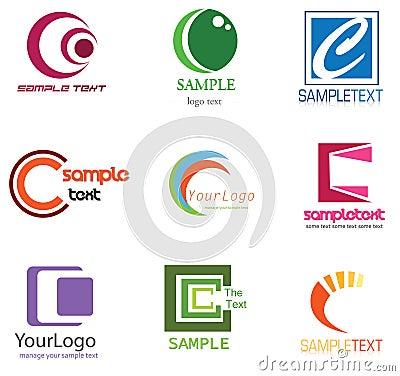Free Letter C Logo Royalty Free Stock Photo - 22214525
