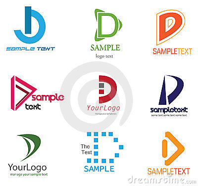 Free Letter D Logo Royalty Free Stock Images - 22214529