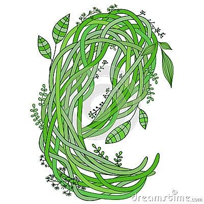 Letter E. Ecology