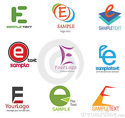 Free Letter E Logo Stock Photos - 22214533