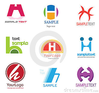 Free Letter H Logo Royalty Free Stock Images - 22214549