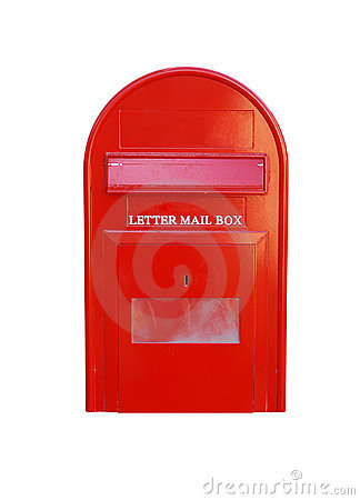 Letter mail box