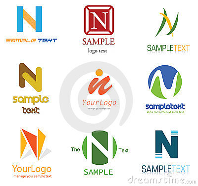 Free Letter N Logo Royalty Free Stock Photos - 22245598