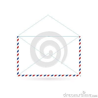 Letter open
