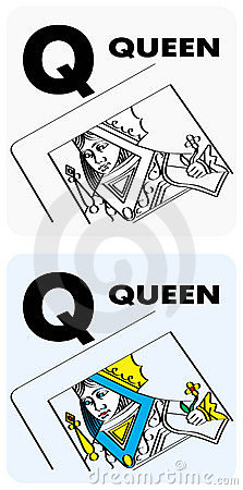 Letter Q flashcards