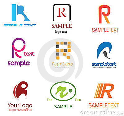 Free Letter R Logo Royalty Free Stock Images - 22411379