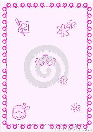 Letter sheet