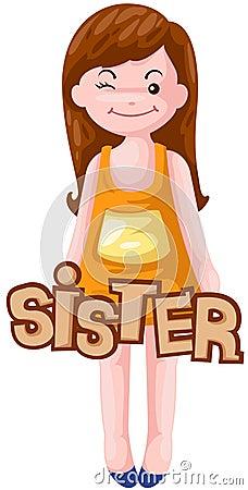 Letter of sister