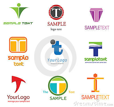 Free Letter T Logo Stock Photography - 22411392