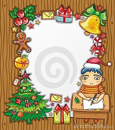 Letter to Santa Claus 3