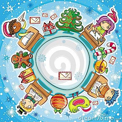 Letter to Santa series 1