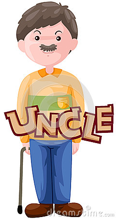 Letter of uncle