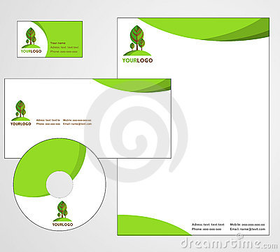 Letterhead free stock photos stockfreeimages logo concept free letterhead template design vector stock photography 5609652 spiritdancerdesigns