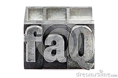 Letterpress FAQ