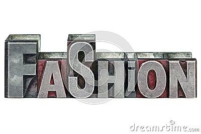 Letterpress Fashion