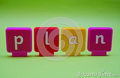 Letters: Plan