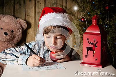 Lettre à Santa