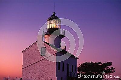 Leuchtturm-Leuchtfeuer