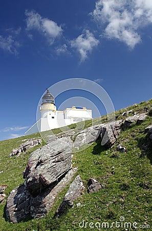 Leuchtturm, Schottland