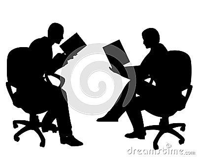 Leute-sitzende Lesebücher