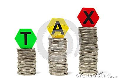 Levantando impostos