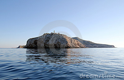 Levanzo, view from north