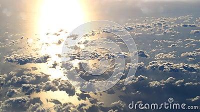 Lever de soleil sur l océan