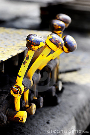 Levers for Equipment