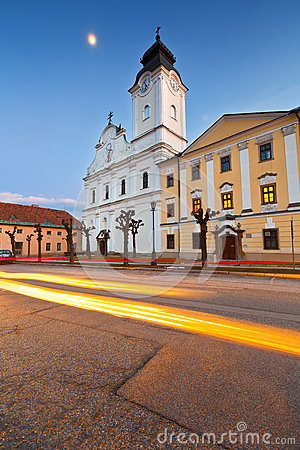 Free Levoca, Slovakia. Royalty Free Stock Image - 68882856
