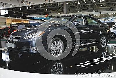 Lexus ES 350 Editorial Photo