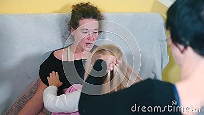 Lesbische Tochter Freund Mama
