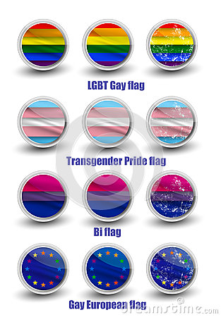 lgbt gay flags stock photo image 45217255
