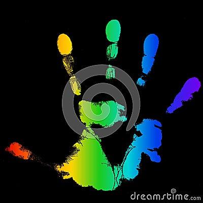 LGBT Hand
