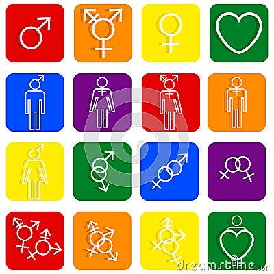 Sexual rainbow party videos