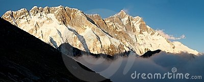 Lhotse and Nuptse