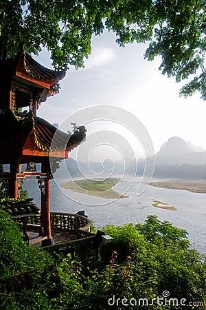 Li-river, China