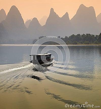 Li River - Guangxi Province - China