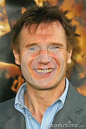 Liam Neeson Editorial Image