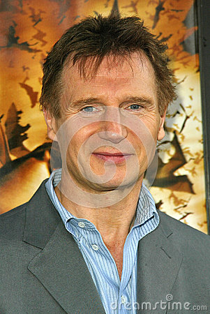 Liam Neeson Editorial Photo