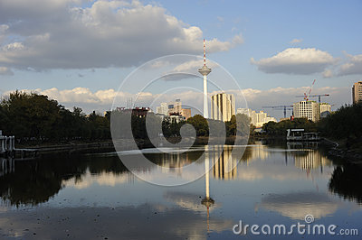 Liaoning TV tower