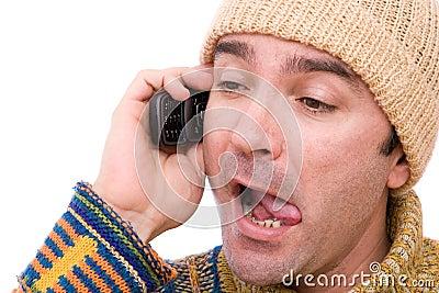Liar on the phone
