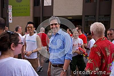 Liberal Michael Ignatieff Editorial Photo