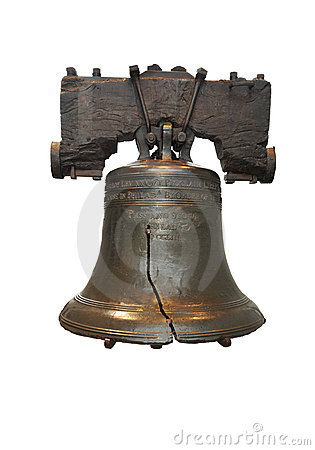 Free Liberty Bell Royalty Free Stock Photography - 19705007