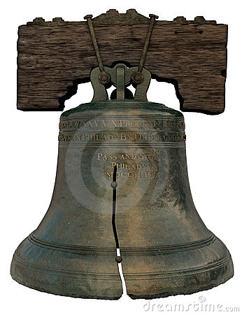 Free Liberty Bell Royalty Free Stock Photography - 19920877