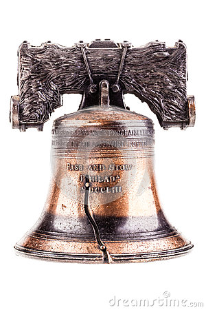 Free Liberty Bell Stock Photo - 41064540