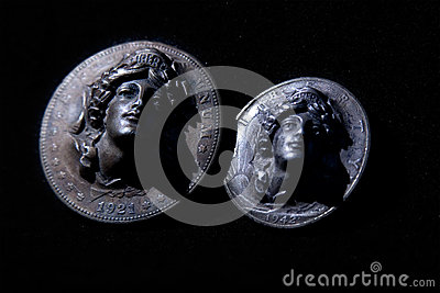 Liberty Head Silver Coins