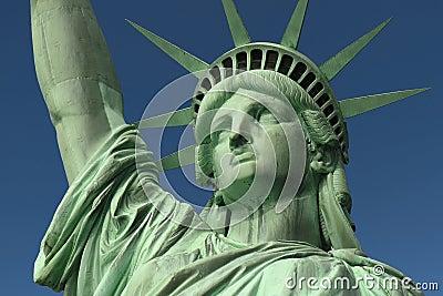 Liberty s Face