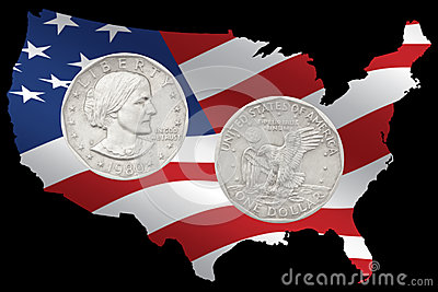 1980 Liberty Silver Dollar
